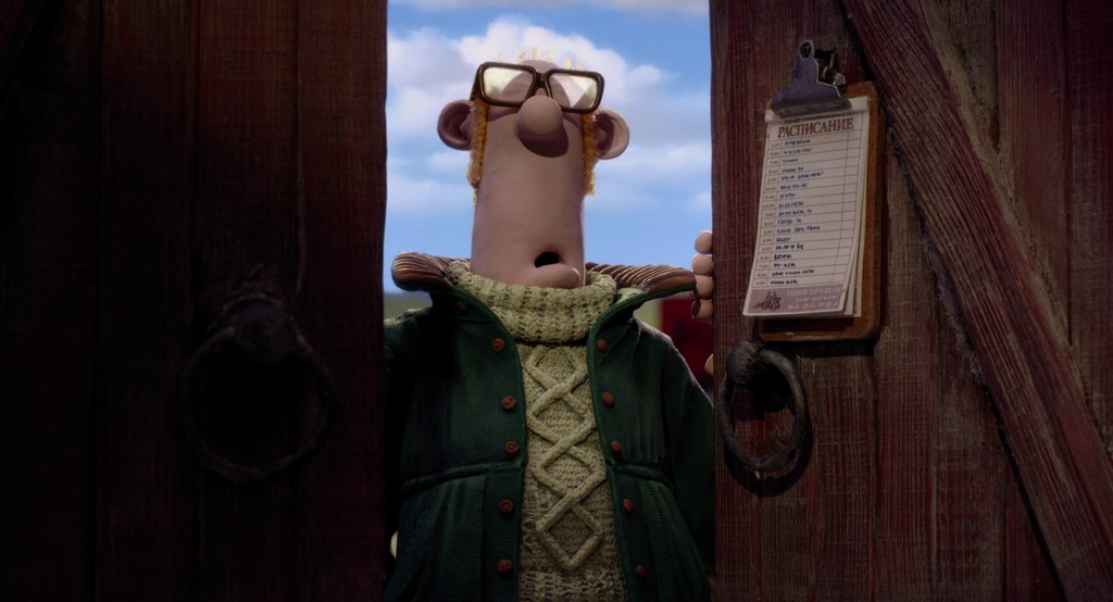 Барашек Шон / Shaun the Sheep Movie (2015) BDRip-AVC | Лицензия