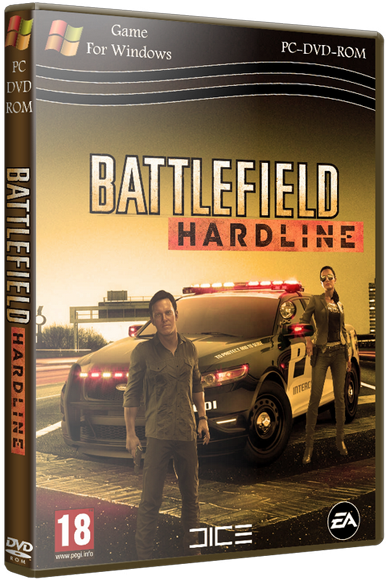 Battlefield Hardline: Digital Deluxe Edition (2015) PC | RePack