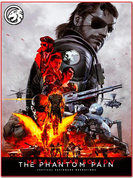 Metal Gear Solid V: The Phantom Pain [v 1.0.0.5] | PC | Steam-Rip от R.G. Игроманы