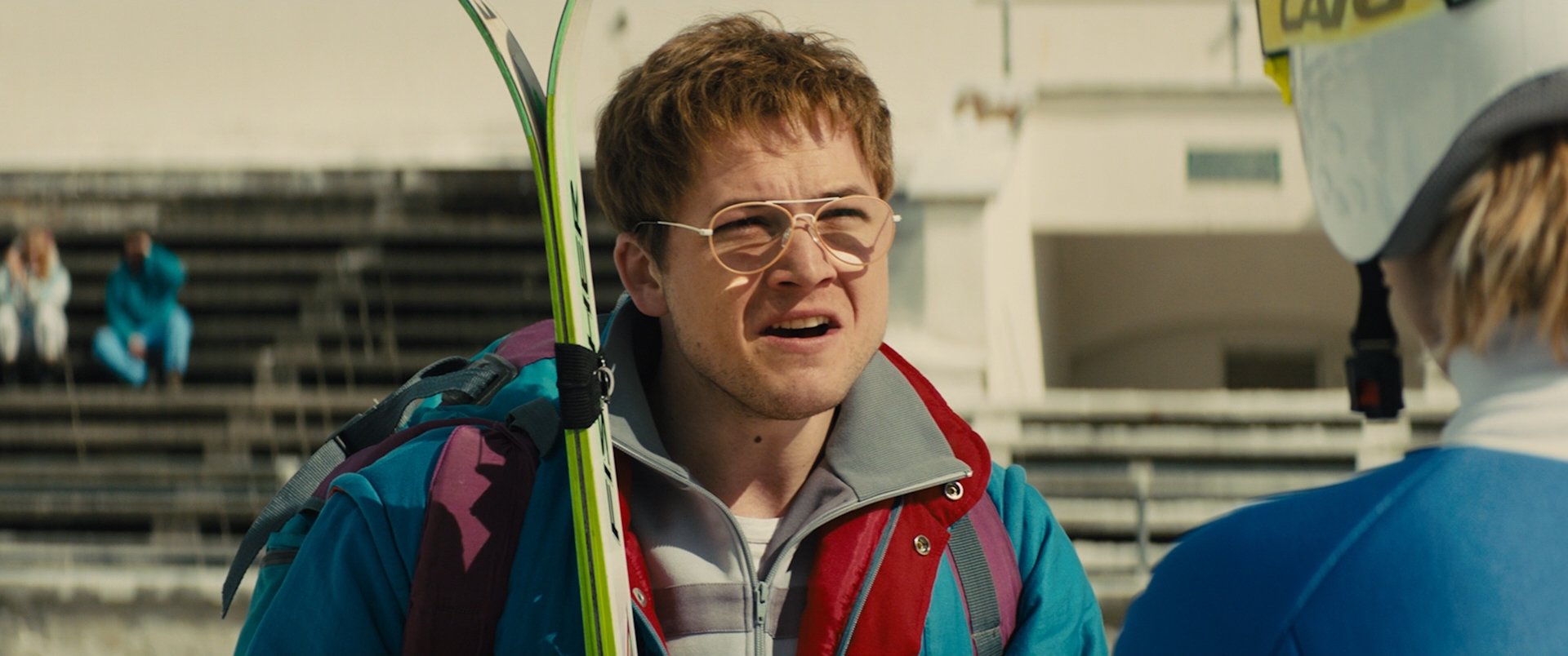 Эдди «Орел» — Eddie the Eagle (2016)  BDRip 1080p