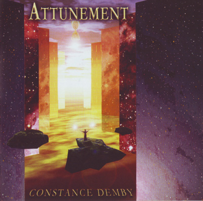 Constance Demby - Attunement (2000) MP3 от BestSound ExKinoRay