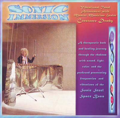 Constance Demby - Sonic Immersion (1996) MP3 от BestSound ExKinoRay