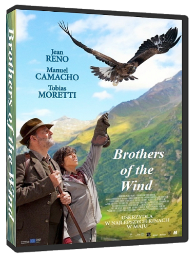 Братья ветра / Brothers of the Wind (2015) BDRip 1080p | L