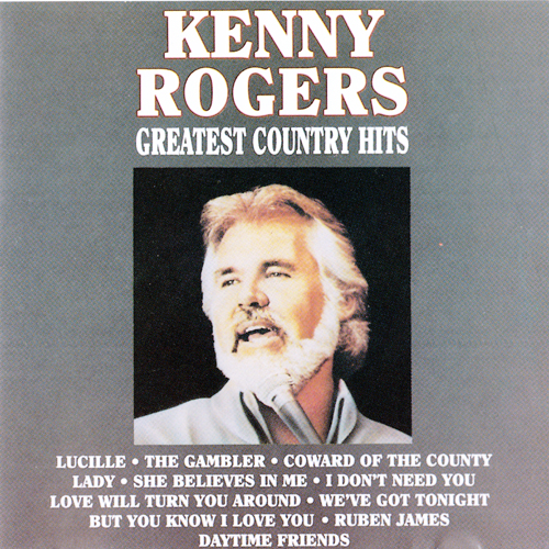 Kenny Rogers - Greatest Country Hits (1990) MP3 от BestSound ExKinoRay