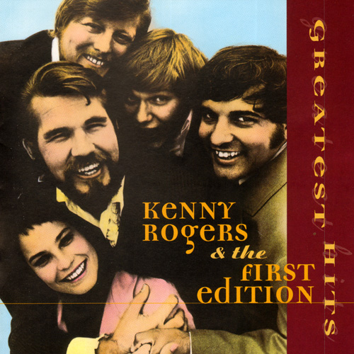 Kenny Rogers & The First Edition - Greatest Hits (1996) MP3 от BestSound ExKinoRay