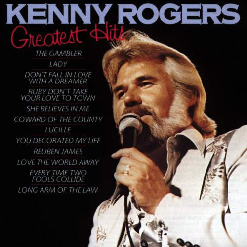 Kenny Rogers - Greatest Hits (1981) MP3 от BestSound ExKinoRay