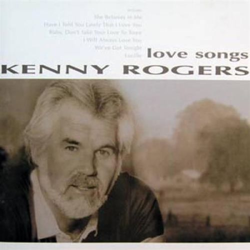 Kenny Rogers - Love Songs (1997) MP3 от BestSound ExKinoRay