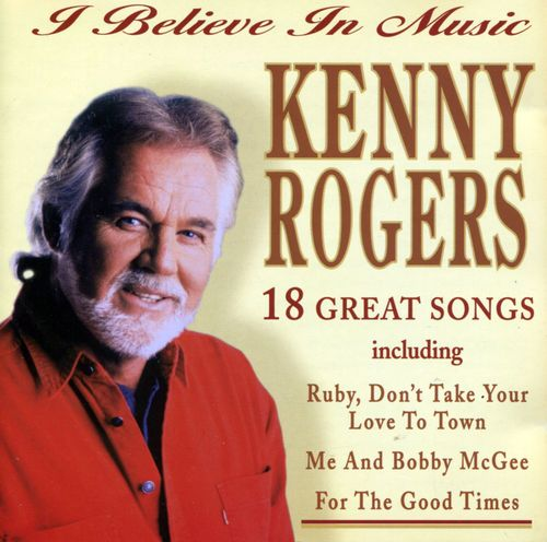 Kenny Rogers - I Believe In Music (1999) MP3 от BestSound ExKinoRay