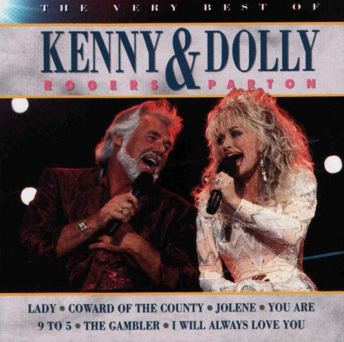 Kenny Rogers & Dolly Parton - The Very Best Of (1993) MP3 от BestSound ExKinoRay