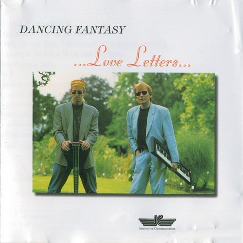Dancing Fantasy - Love Letters (1997) MP3 от BestSound ExKinoRay