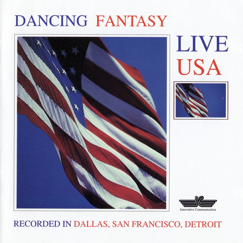 Dancing Fantasy - Live USA (1994) MP3 от BestSound ExKinoRay