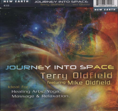 Terry Oldfield feat. Mike Oldfield - Journey Into Space (2012) MP3 �� BestSound ExKinoRay