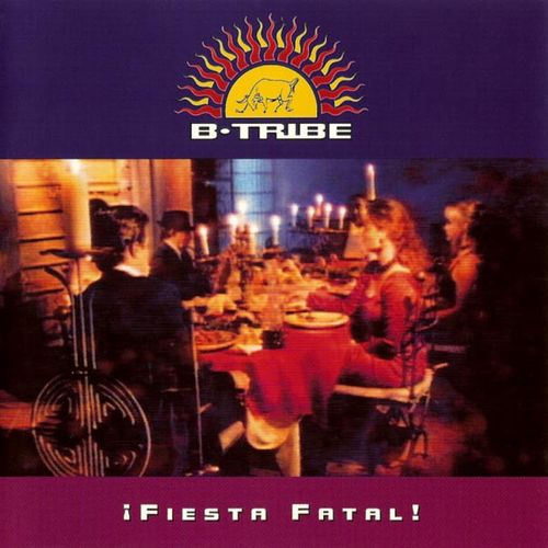 B-Tribe - Fiesta Fatal! (1993) MP3 от BestSound ExKinoRay