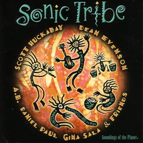 Dean Evenson & Friends - Sonic Tribe (2000) MP3 от BestSound ExKinoRay