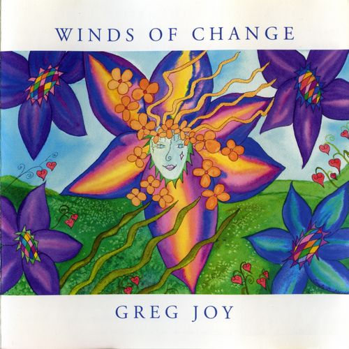 Greg Joy - Winds of Change (2002) MP3 от BestSound ExKinoRay