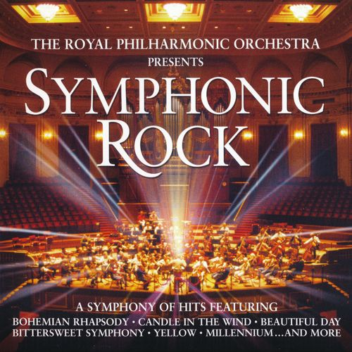 The Royal Philharmonic Orchestra - Symphonic Rock [2CD] (2004) MP3 от BestSound ExKinoRay