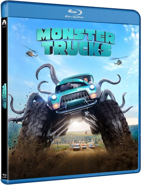 Монстр-траки / Monster Trucks (2016) BDRip-AVC от OlLanDGroup | iTunes