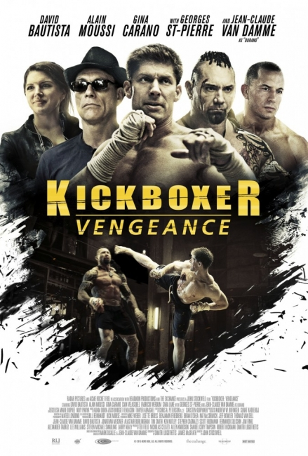 Кикбоксер / Kickboxer Vengeance (2016) BDRip-AVC от OlLanDGroup | iTunes