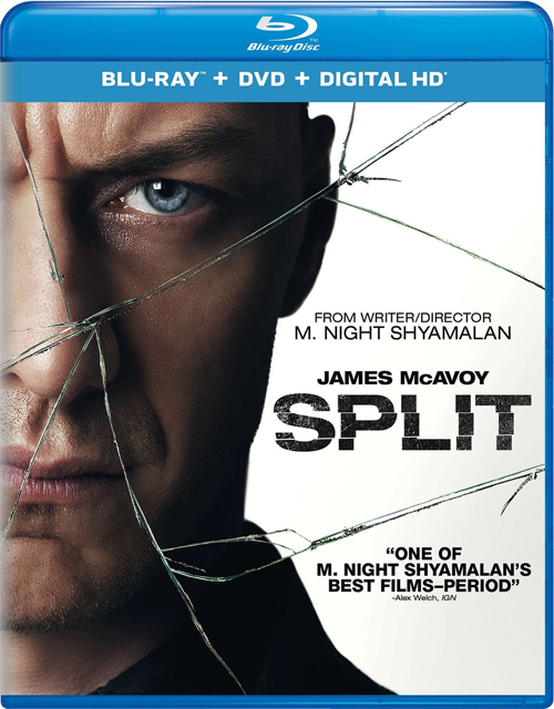 Сплит / Split (2016) BDRip 1080p от ExKinoRay | D, L, A | Лицензия