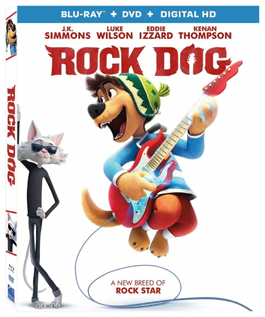 Рок Дог / Rock Dog (2016) BDRip-AVC от OlLanDGroup | iTunes