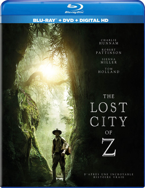 Затерянный город Z / The Lost City of Z (2016) WEB-DLRip-AVC от OlLanDGroup | iTunes