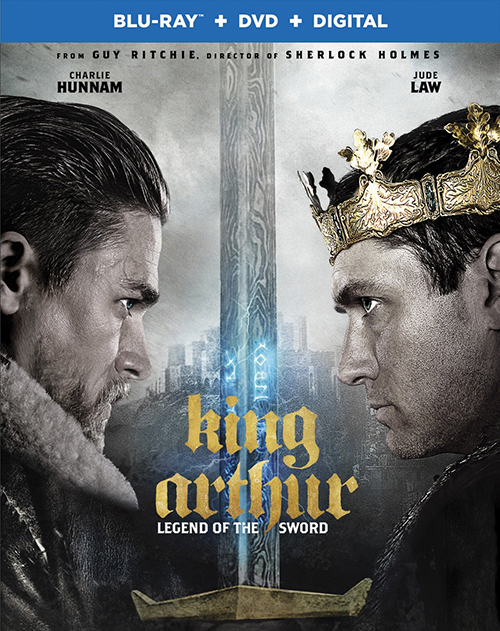 Меч короля Артура / King Arthur: Legend of the Sword (2017) BDRip-AVC от OlLanDGroup | iTunes