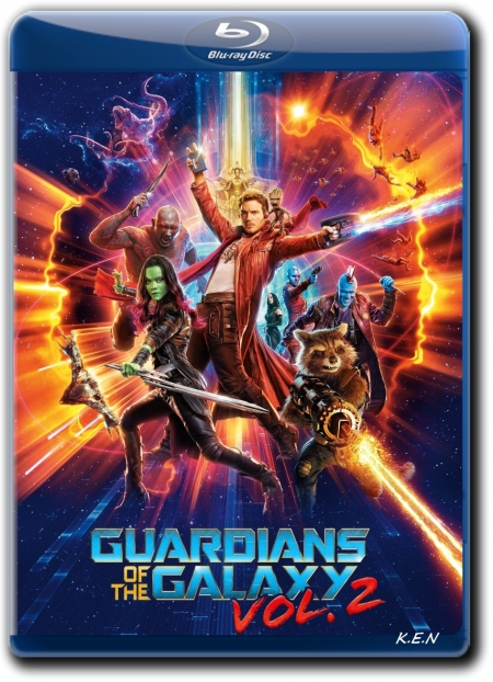 Стражи Галактики. Часть 2 / Guardians of the Galaxy Vol. 2 (2017) WEB-DLRip-AVC от k.e.n & MegaPeer | iTunes