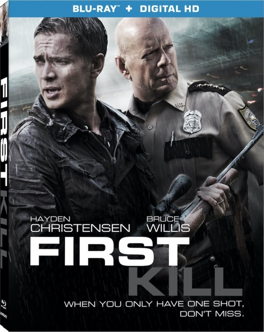 Первое убийство / First Kill (2017) BDRip-AVC от OlLanDGroup | L, L1