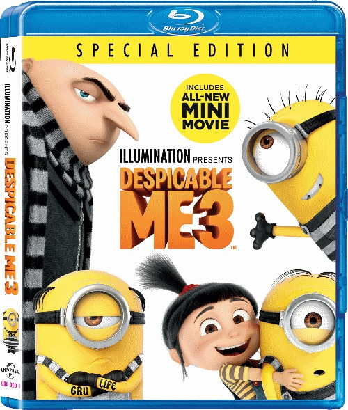 Гадкий я 3 / Despicable Me 3 (2017) BDRip-AVC от OlLanDGroup | Лицензия