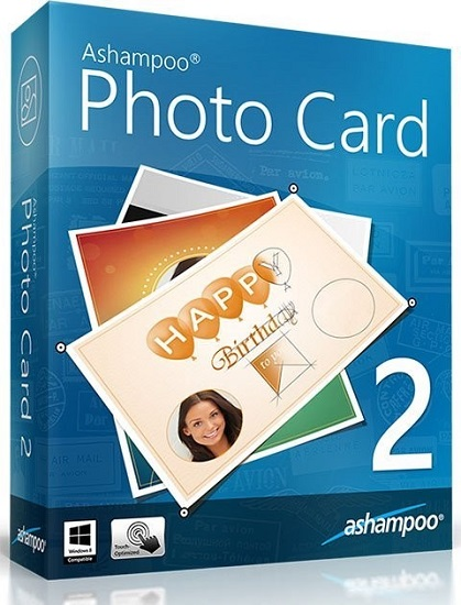 Ashampoo Photo Card 2.0.4 (2017) PC | RePack by elchupacabra