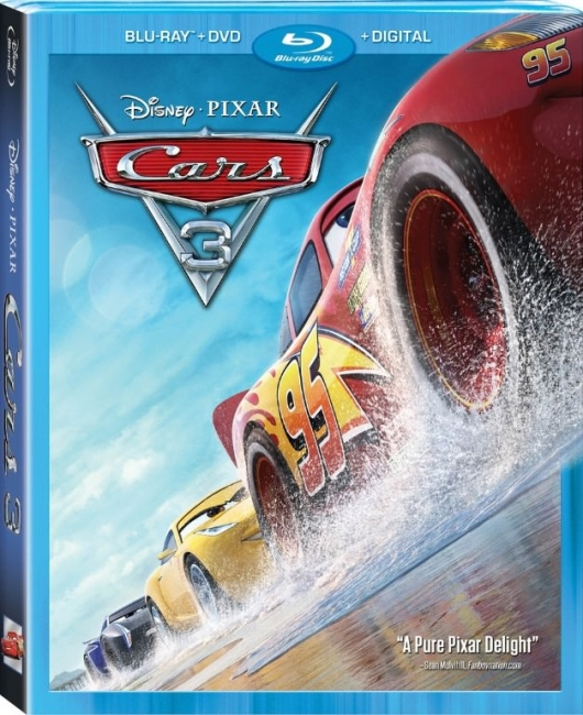 Тачки 3 / Cars 3 (2017) BDRip-AVC от OlLanDGroup | iTunes