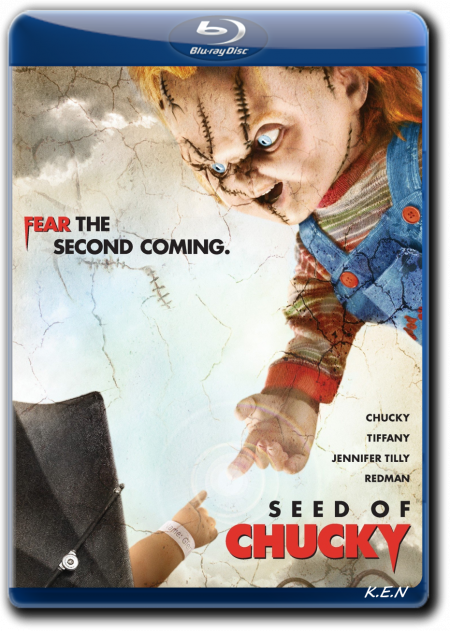 Потомство Чаки / Seed of Chucky (2004) HDDVDRip 720p от k.e.n & MegaPeer | D, P, P2, A