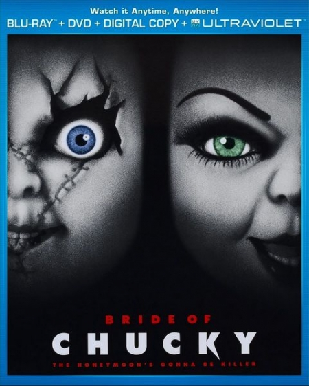Невеста Чаки / Bride of Chucky (1998) BDRip 720p & MegaPeer | P, A