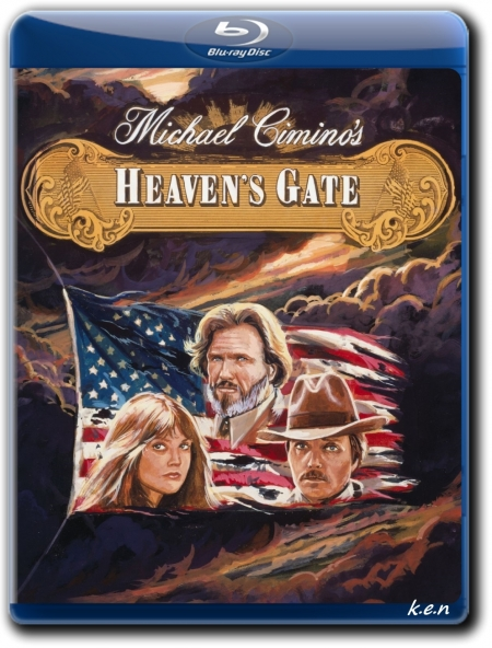 ����� ��� / �������� ����� / Heaven's Gate (1980) BDRip 720p �� k.e.n & MegaPeer | Full version | P, A