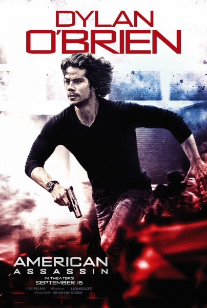 Наемник / American Assassin (2017) BDRip-AVC от ExKinoRay | L