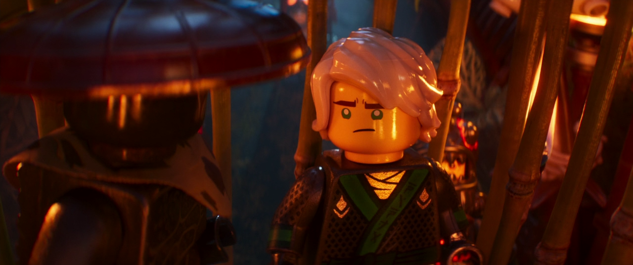 ЛЕГО Ниндзяго Фильм / The LEGO Ninjago Movie (2017) BDRip 720p | Лицензия