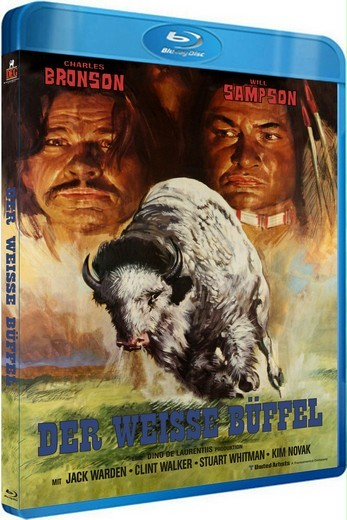Белый бизон / Белый буйвол / The White Buffalo (1977) BDRip-AVC | P, P2