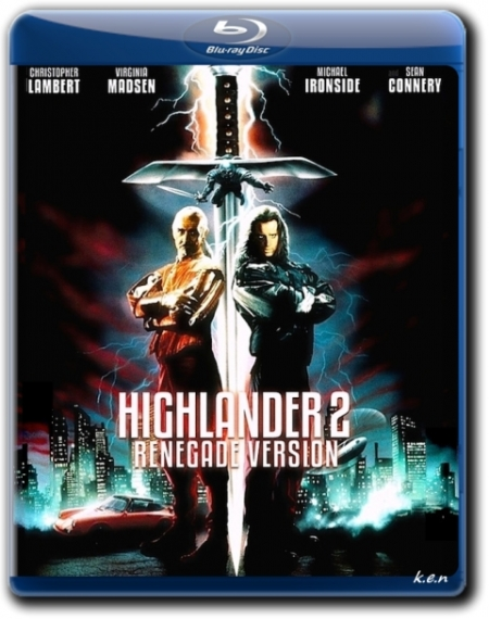 Горец 2: Оживление / Highlander II: The Quickening (1991) BDRip 720p от k.e.n & MegaPeer | D, P, P2, A