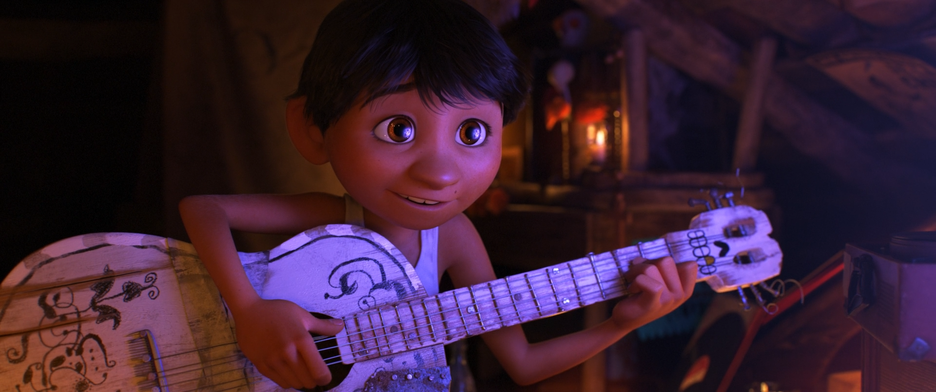 Тайна Коко / Coco (2017) BDRip 1080p | iTunes