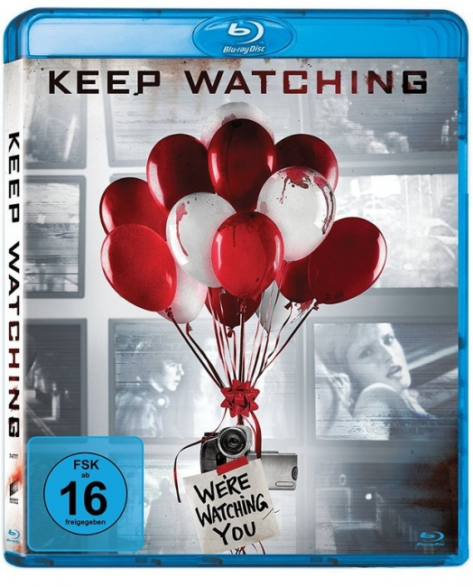 Взлом / Keep Watching (2017) BDRip-AVC от OlLanDGroup | Лицензия