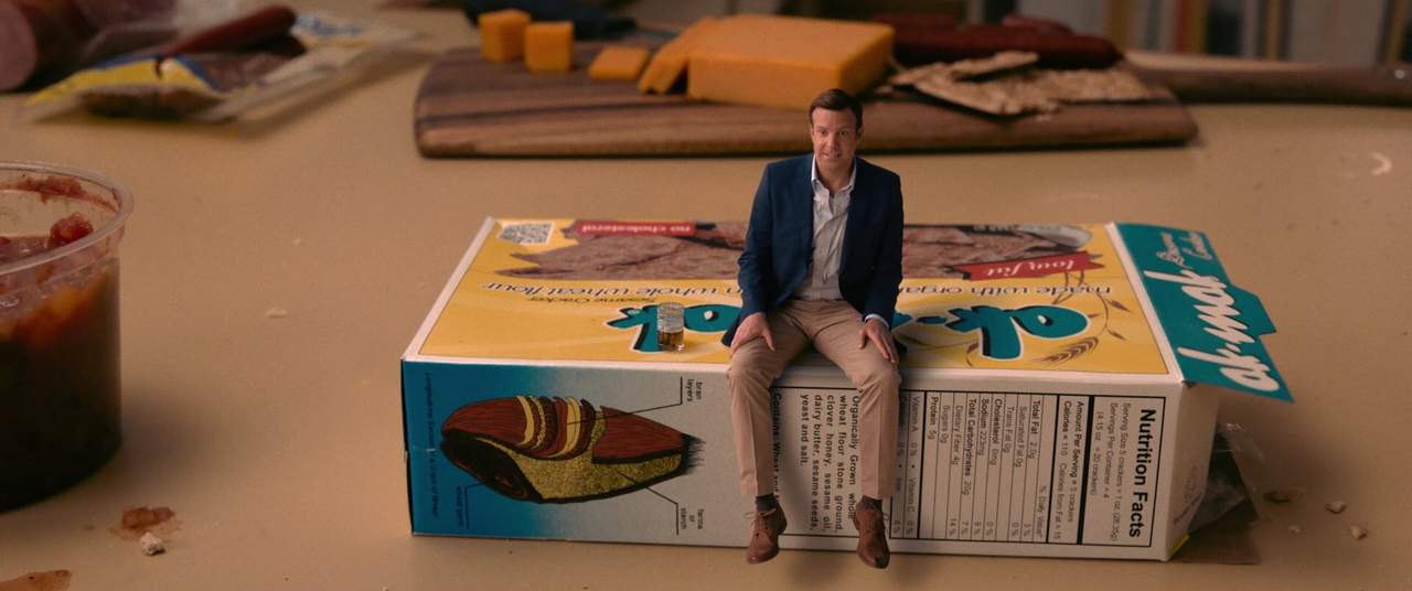 Короче / Downsizing (2017) BDRip 720p | Лицензия