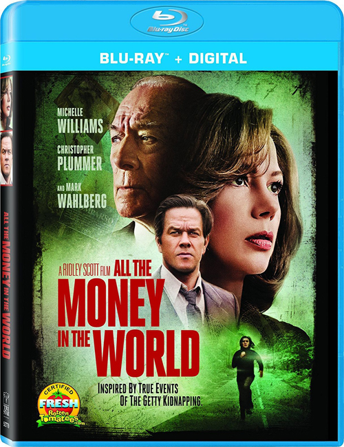 Все деньги мира / All the Money in the World (2017) BDRip 720p | iTunes