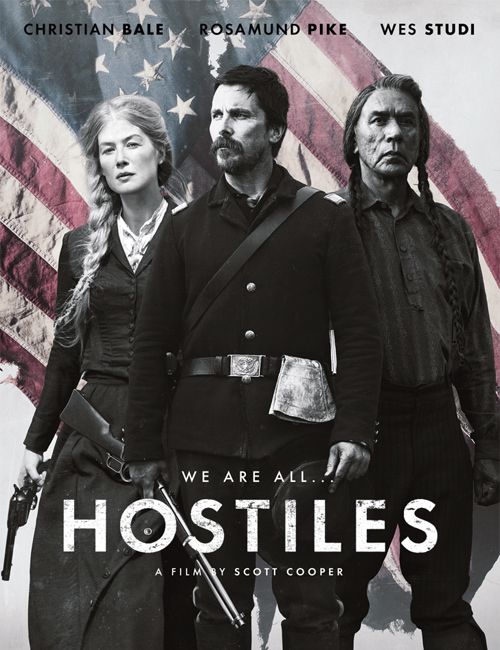 Недруги / Hostiles (2017) BDRip | iTunes