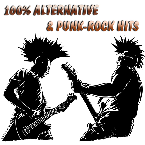 VA - 100% Alternative & Punk-Rock Hits Vol.2 (2019) MP3 скачать торрентом