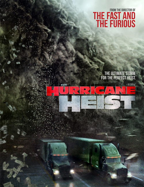 Ограбление в ураган / The Hurricane Heist (2018) BDRip 720p от ExKinoRay | iTunes