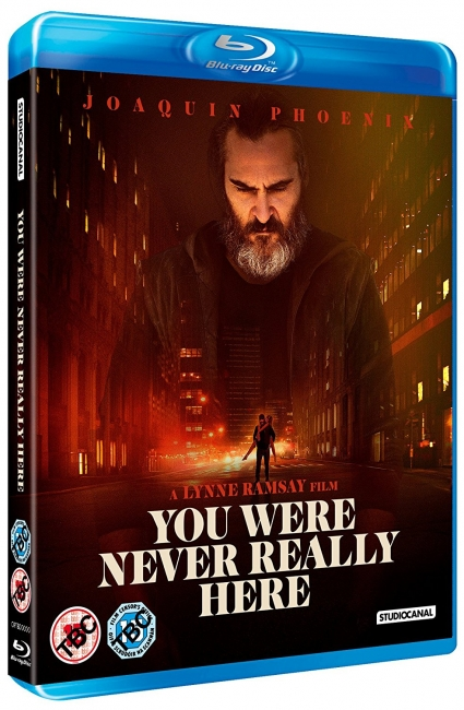 Тебя никогда здесь не было / You Were Never Really Here (2017) BDRip-AVC от OlLanDGroup | P | iTunes | 1.67 GB