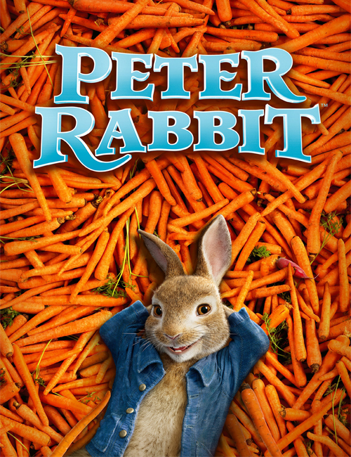 Кролик Питер / Peter Rabbit (2018) BDRip 1080p от ExKinoRay | iTunes