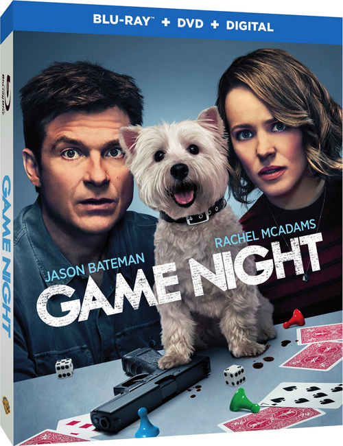 Ночные игры / Game Night (2018) BDRip 1080p | Лицензия