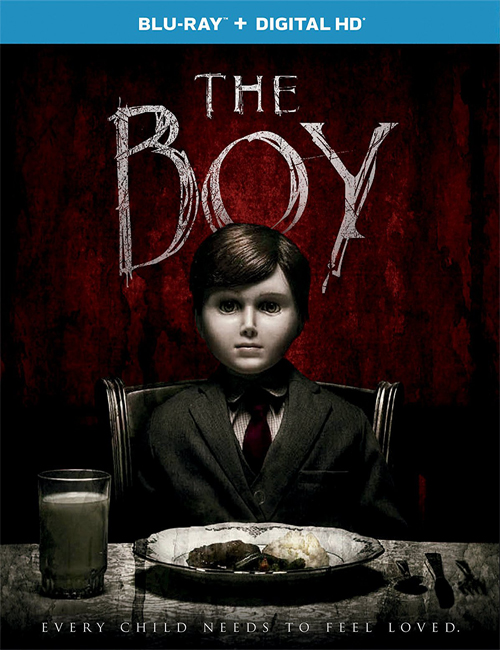 Кукла / The Boy (2016) BDRip 720p от ExKinoRay | Лицензия