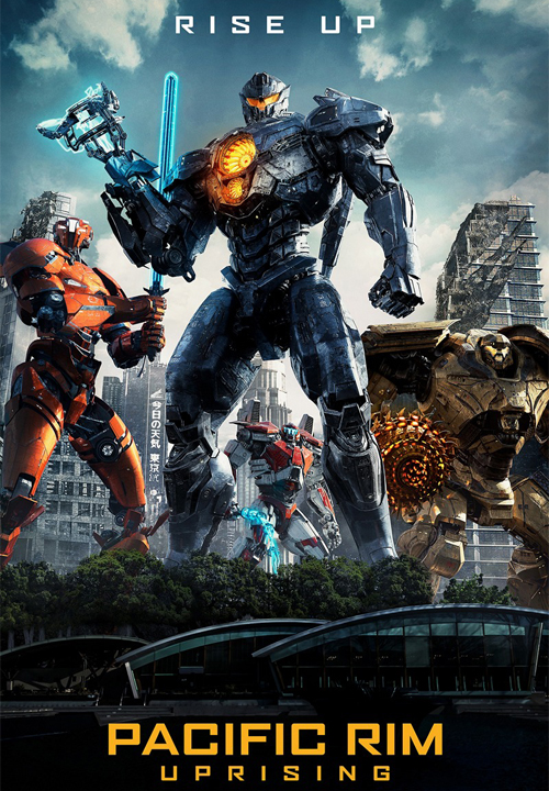 Тихоокеанский рубеж 2 / Pacific Rim Uprising (2018) WEB-DL 1080p от ExKinoRay | iTunes